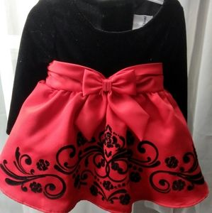 3-6 month Christmas or holiday dress